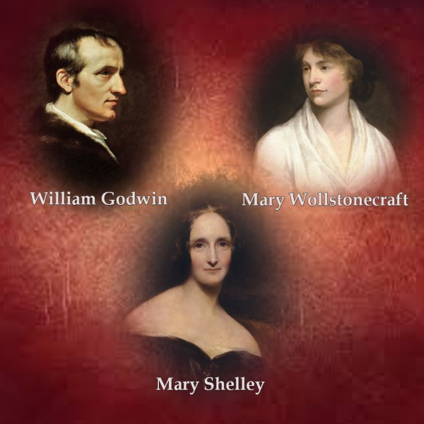 william godwin and mary wollstonecraft essay The daughter of noted authors mary wollstonecraft and william godwin, shelley became widely known as a literary talent of her own right with the 1818 publication of frankenstein or, the modern prometheus.